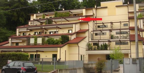 Die Wohnung in Castelnuovo